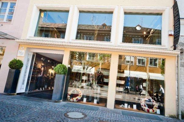 Projekte progetti vedovelli for Boutique hotel sterzing